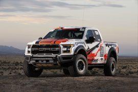 Ford Raptor 2017, el despertar de la bestia