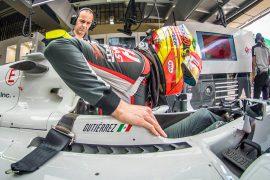 Esteban Gutierrez por un buen cierre en Abu Dhabi