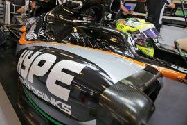 'Checo' Pérez largará octavo en la última ronda de F1
