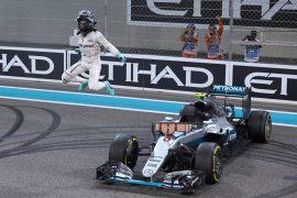 Nico Rosberg es el nuevo campeón de la Fórmula Uno