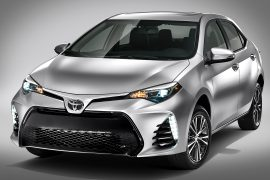 Arrancamos la aventura del Toyota Corolla 2017