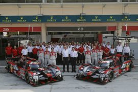 6 Horas de Bahrein, Audi le dice adiós al WEC