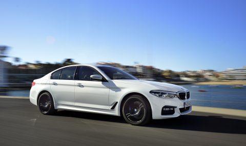 BMW SERIE 5 2017, presentación internacional desde Lisboa, Portugal