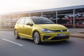 Volkswagen Golf 7.5 2018