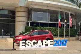 Ford Escape 2017, el SUV más potente de México