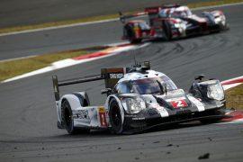 Porsche busca afianzar el título de Constructores en Shanghái
