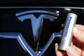 Las baterías del futuro, Panasonic y Tesla