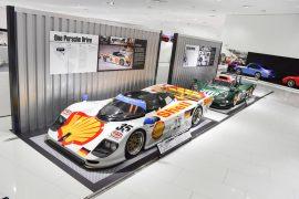 Roadbook, el museo itinerante de Porsche