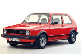 VW Golf GTI, 40 años de adrenalina