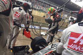 Falla electrónica retira a Esteban del GP de Brasil