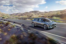 Auto Show de Los Ángeles 2016: Jaguar I-Pace