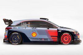 Hyundai presenta el nuevo i20 WRC 2017