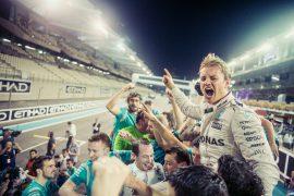 ¡Nico Rosberg se retira de la F1!
