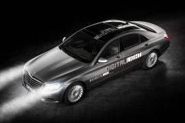Mercedes-Benz, ilumina el futuro conoce su Digital Light