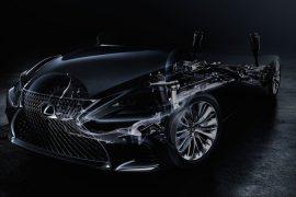 Lexus LS debutará en Detroit