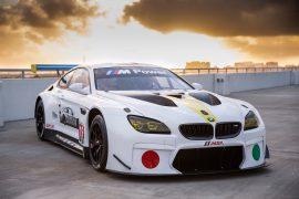 BMW Art Car de John Baldessari, para el mundo
