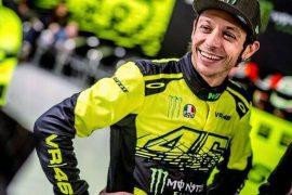 Valentino Rossi gana el Rally Monza Show