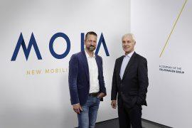 Volkswagen presenta MOIA, la movilidad del futuro