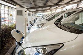 Nissan presenta una nueva plataforma informática para sus autos eléctricos