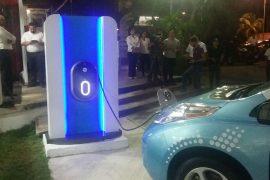 Nissan está lista para recargar tu LEAF en la Riviera Maya
