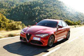 Alfa Romeo Giulia es el 'Auto del Año' para Top Gear