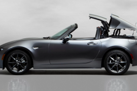 Mazda MX-5 RF llega a distribuidores la siguiente semana