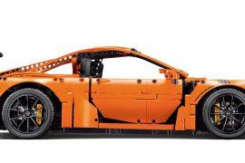 Porsche GT3 RS hecho de LEGO…