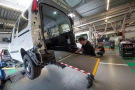 Renault personaliza vehículos para clientes con capacidades diferentes