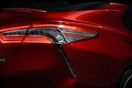 Toyota Camry 2018, un teaser más…