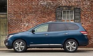 Pathfinder Hybrid 2014