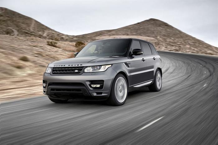 Totalmente nueva Range Rover Sport