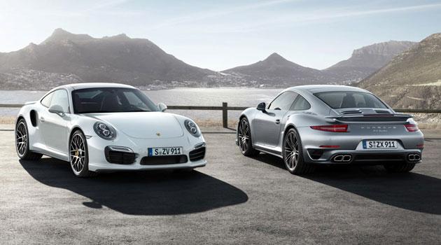 Continuidad, esa es la esencia del Porsche 911 y Turbo 2013