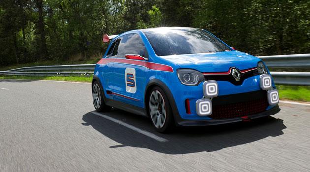 El Renault Twin'Run se presentó en Mónaco