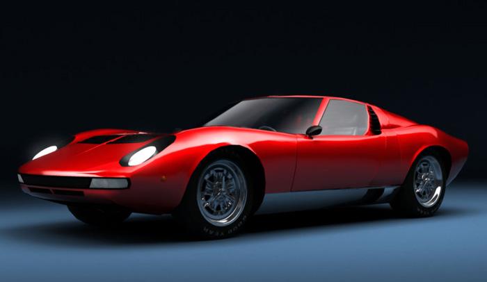 La historia del superdeportivo Lamborghini Miura