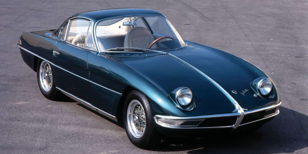 #LUNESDELAMBORGHINI, 350 GTV – GT