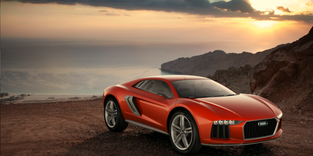 Audi Nanuk, el futuro de los cuatro aros