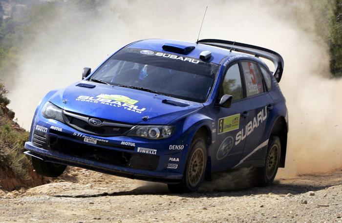 #ViernesDeVelocidad – Campeonato Mundial de Rally