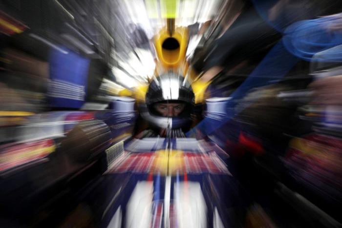 Making of: Infiniti Red Bull Racing #1