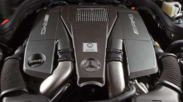 El motor V8 5.5 biturbo AMG, se despide en el 2016