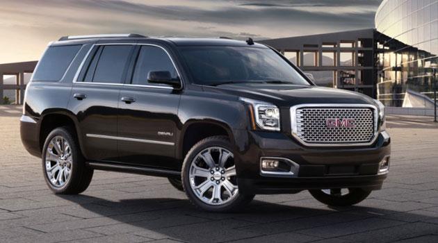 Se presentan las nuevas Chevrolet Tahoe, Suburban y GMC Yukon