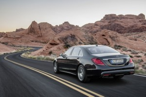 Mercedes-Benz S 350 BlueTec (W 222) 2013
