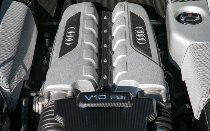 #MiércolesDeMotor – V10 AUDI R8