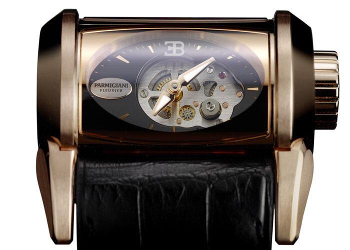 #JuevesDeRelojRacing – Bugatti S.S. de Parmigiani