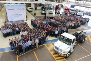 Planta Santiago de Daimler Trucks