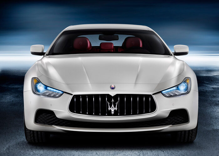 #ViernesDeVelocidad – Maserati Ghibli