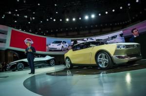 Lo m·s destacado de Nissan en el SalÛn Internacional de Tokio