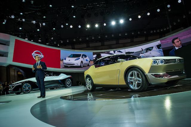 LO más destacado de Nissan en el Salón Internacional de Tokio