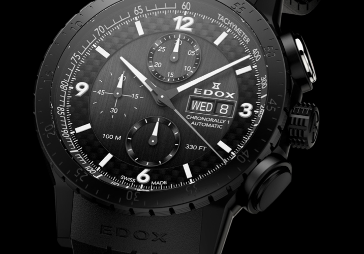 #JuevesDeRelojRacing – EDOX Chronorally