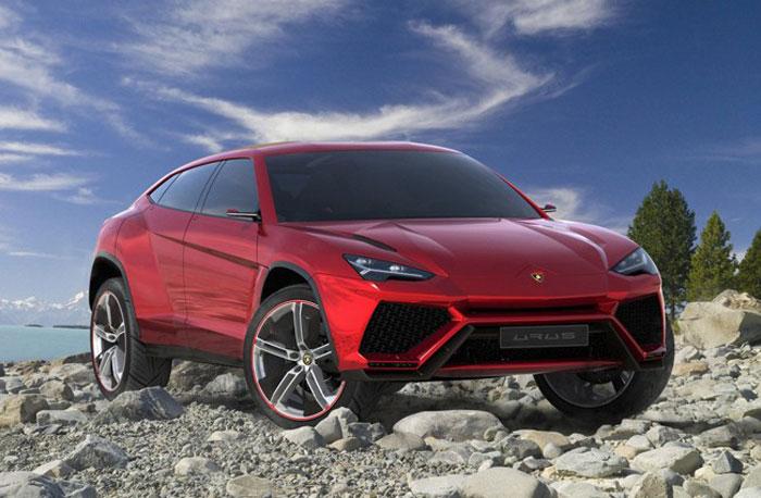 Lamborghini Urus arranca producción en abril