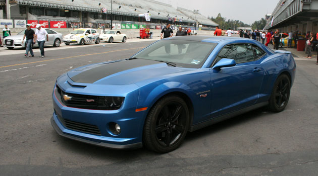 Chevrolet Camaro Hot Wheels, para el niño interior